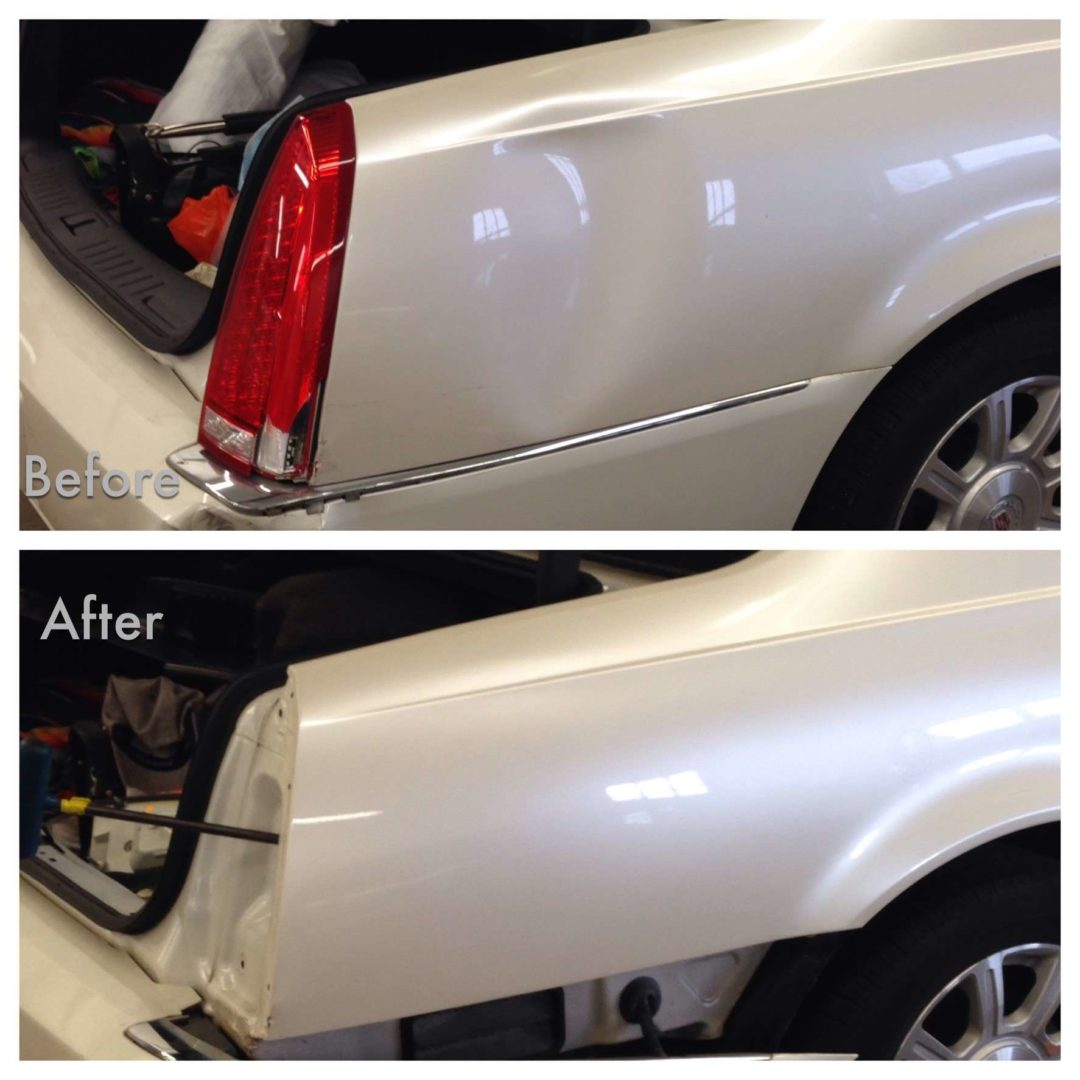 Paintless Dent Repair Watertown, NY | Northern PDR