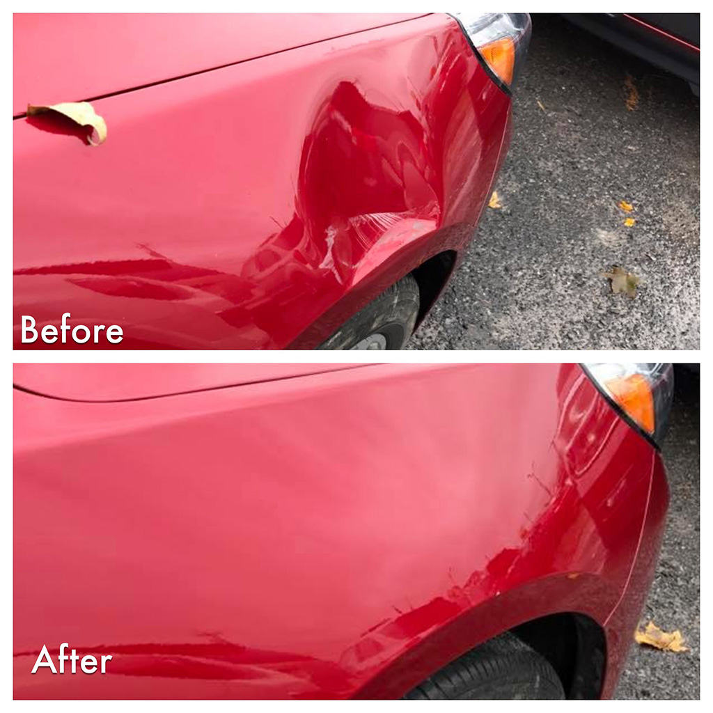 Auto Dent Removal Northern And Central New York Paintless Dent Repair Northern Pdr